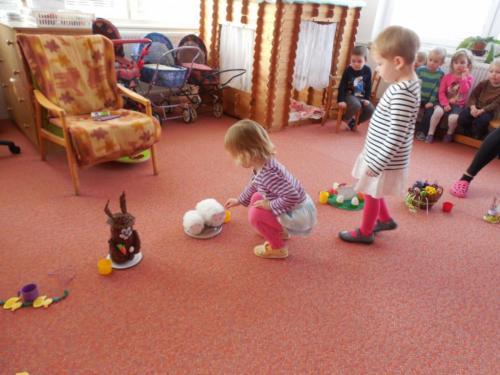 Velikonoční tvořivá soutěž  pro rodiče a děti na téma: Velikonoční zvířátko
